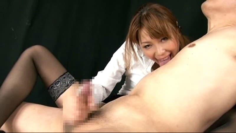 【エロ画像】ドMのワイ歓喜wwやっぱり乳首舐め手コキって最高の責められ方だよねww61